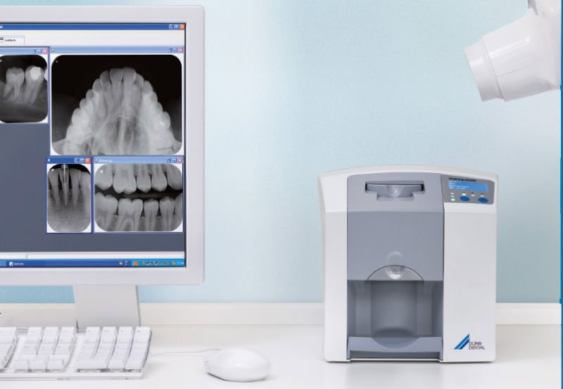 Drummoyne dental digital radiography